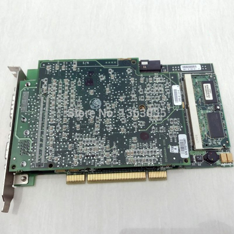 VPM-8120X-5060 REV A OPT:A VM28A Video Card