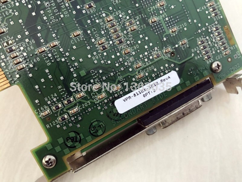 VPM-8110X-5010 RevA Image card for COGNEX MFG:801-8422-01